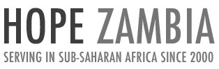 Hope Zambia - The Damon Matacchiera Family