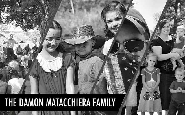 MEET THE MATACCHIERA FAMILY!